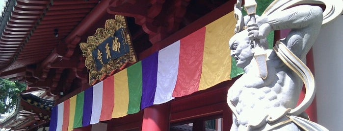 Buddha Tooth Relic Temple & Museum (新加坡佛牙寺龙华院) is one of Singapore.