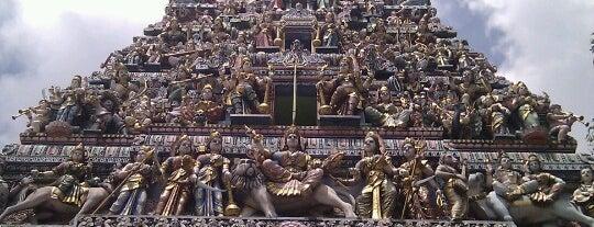 Sri Veeramakaliamman Temple is one of Singapore.