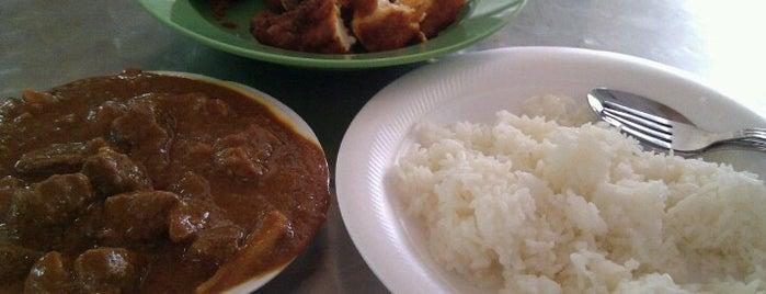 Azmi Restaurant is one of Singapore.