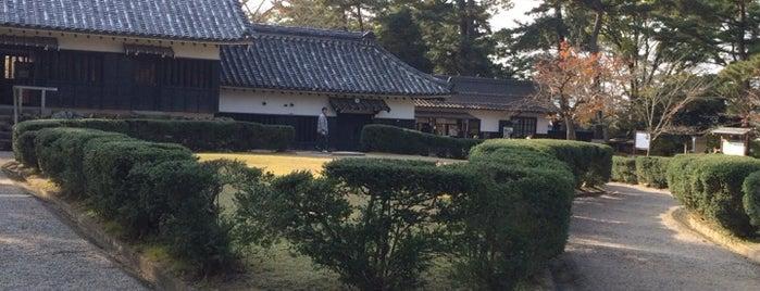 Matsue Castle is one of Ebi : понравившиеся места.