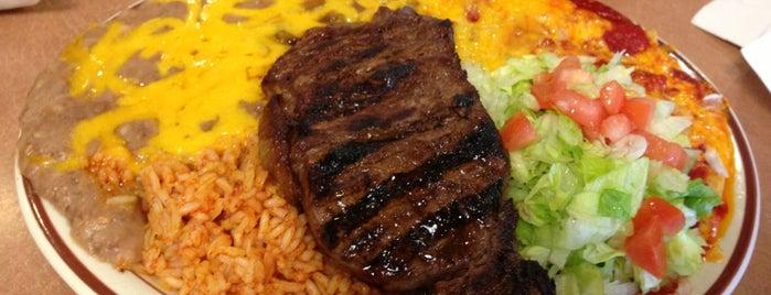 El Charrito's is one of Lugares favoritos de Michael.