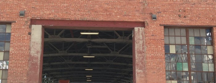 Albuquqerque Rail Yards is one of Mark 님이 좋아한 장소.