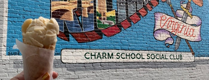 Charm School is one of richmond.