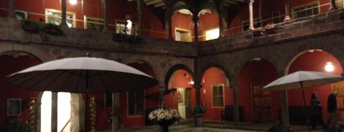 Costa del Sol Ramada Cusco is one of Locais curtidos por Ирина.