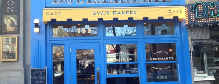 Eva's Bakery is one of Lugares favoritos de Crispin.