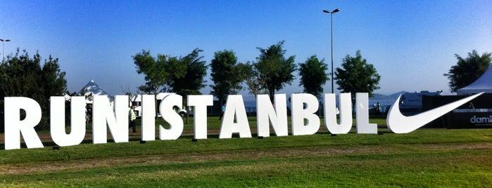Nike Run İstanbul 2013 is one of Biten Organizasyonlar.