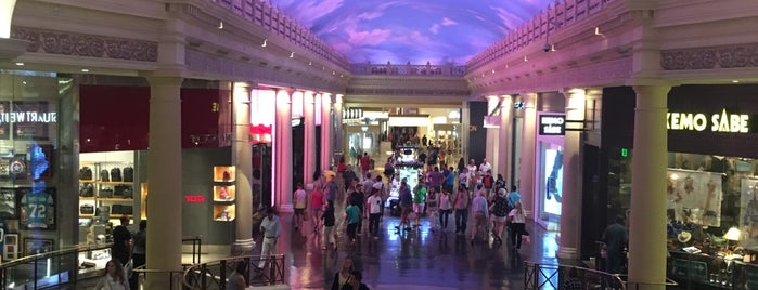 The Forum Shops at Caesars Palace is one of Cenkerさんのお気に入りスポット.
