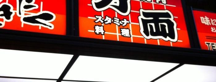 万両 南森町店 is one of Osaka.
