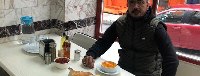 Tavukçuoğlu İşkembe Çorbacısı is one of Posti che sono piaciuti a Murat karacim.