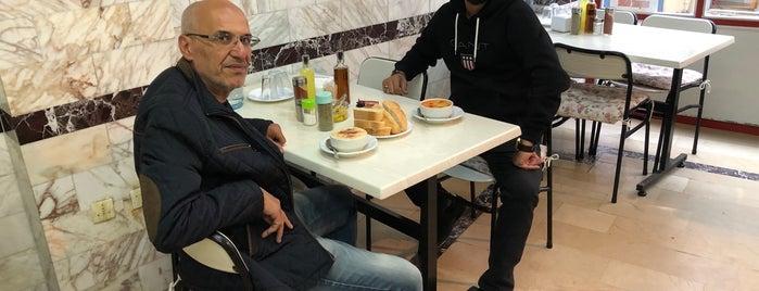 Tavukçuoğlu İşkembe Çorbacısı is one of Murat karacim: сохраненные места.