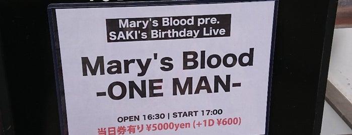 渋谷 CYCLONE is one of ライヴハウス.