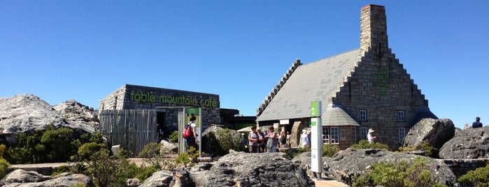 Table Mountain Café is one of Travel.