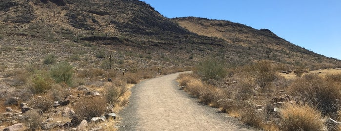 Deem Hills Rec Area - Trailhead is one of Outdoors.