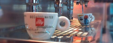 Espressamente Illy is one of Если ты в Киеве).