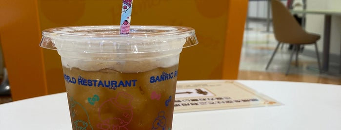 Sanrio Rainbow World Restaurant is one of Shank 님이 좋아한 장소.