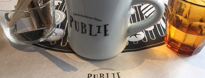 PUBLIE is one of Lieux qui ont plu à Hideo.