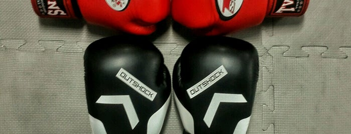CENTERBASE Muaythai Camp is one of 1 day grand indo, thamrin.