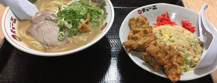 天下一品 新庄店 is one of 天下一品全店巡り.