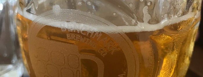 Benchmark Brewing Co. is one of San Diego.
