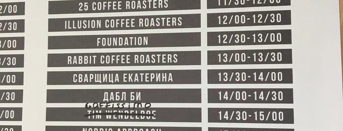 Rabbit Coffee Roasters is one of Orte, die Dar gefallen.