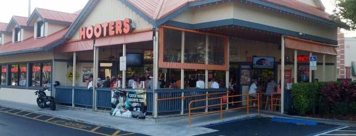 Hooters is one of Local.
