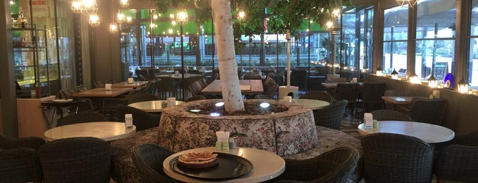 Michelle Brasserie is one of New İstanbul.
