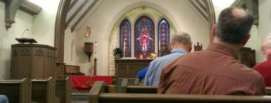 Saint Michael and All Angels Episcopal Church is one of Michael 님이 좋아한 장소.
