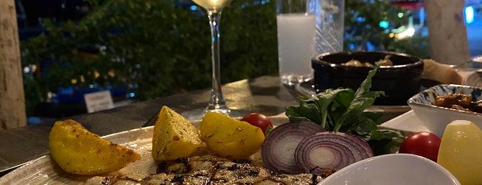 Gusto Restaurant & Lounge is one of Kalkan.