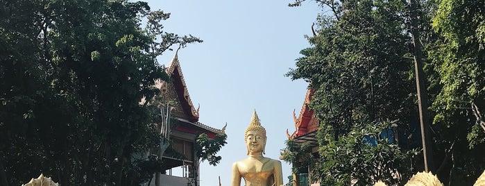 Big Buddha is one of Pattaya 🇹🇭.