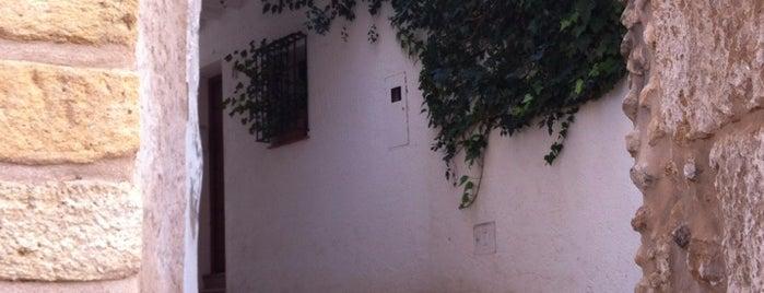 Postigo de la Estrella is one of Que visitar en Antequera.