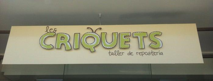Les Criquets is one of Locais salvos de MariFer.