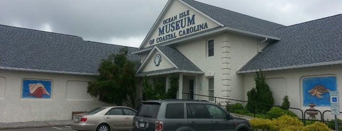 Museum of Coastal Carolina is one of Calabash.