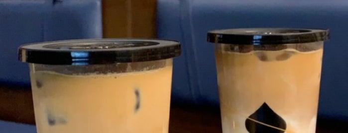 Split Coffee is one of Riyadh.
