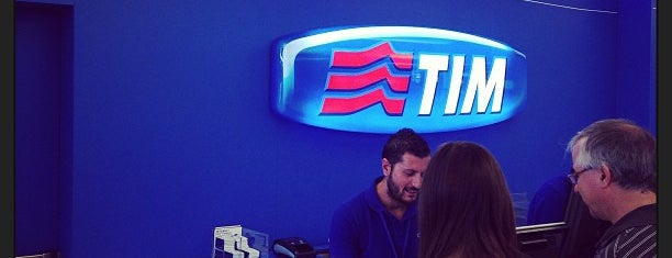 TIM Store is one of Italy.