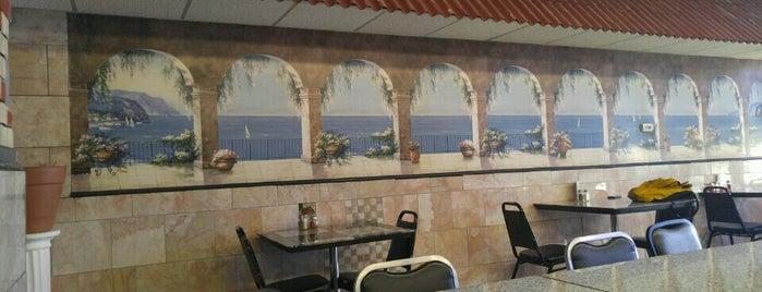 Capri Deli is one of Resham 님이 좋아한 장소.
