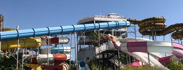 Sueno Deluxe Hotel Aqua Park is one of antalya~ alanya~ side~belek.