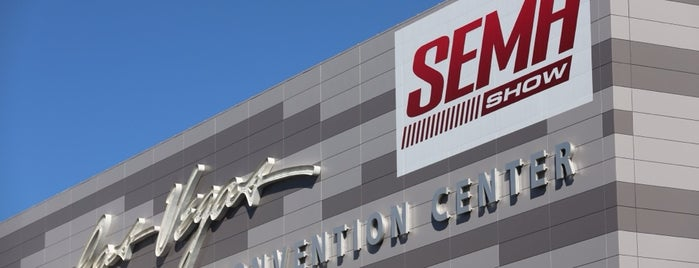 SEMA Show is one of Photog 님이 좋아한 장소.