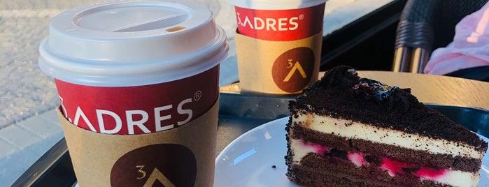 3Rd Address Coffee is one of Orte, die Feli gefallen.