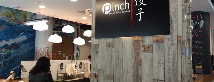Pinch Gourmet Chinese Dumplings is one of Places I've Reviewed.