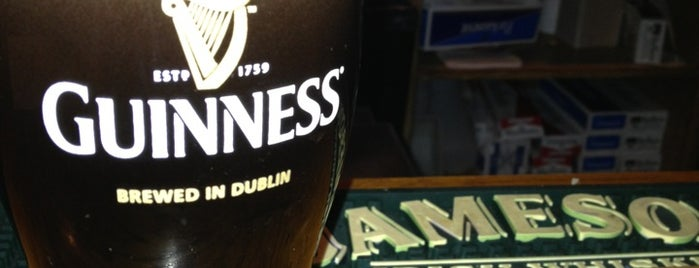 Nanny O'Brien's Irish Pub is one of Guide to Washington's best spots.