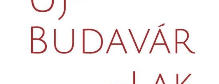 ÚJ-BUDAVÁR-LAK Vendéglő is one of Budapeste.