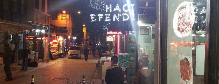 Hacı Efendi Pideli Köfte is one of Bursa - Akhisar.