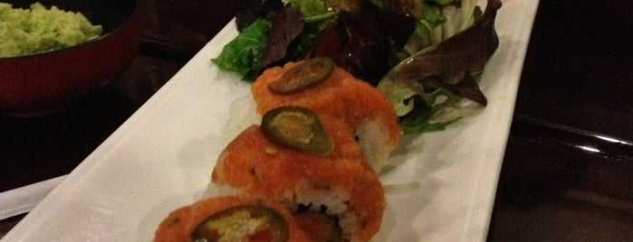 Boss Sushi is one of Posti che sono piaciuti a Bo.