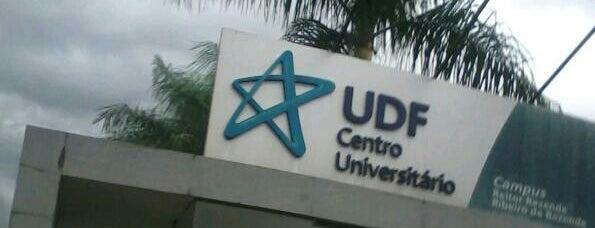 UDF Edifício II is one of Lugares favoritos de Robot.