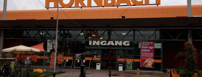 Hornbach Bouwmarkt en Tuincentrum is one of Orte, die Kevin gefallen.