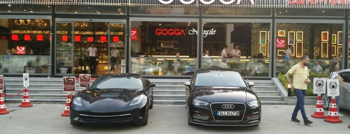GOGGA Beykent is one of สถานที่ที่ muammer ถูกใจ.
