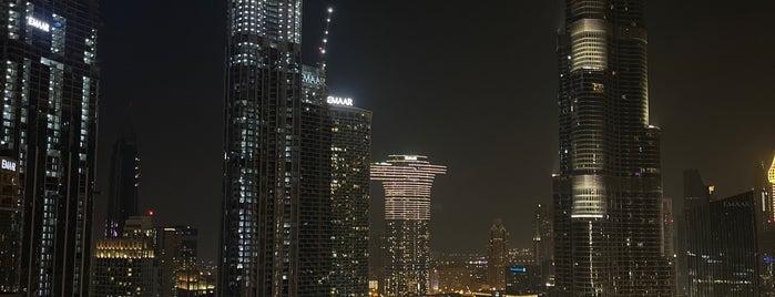 Downtown Dubai is one of Ladybug : понравившиеся места.