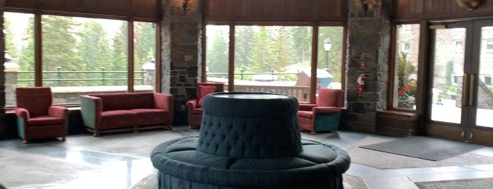 Alberta Room, Fairmont Banff Springs is one of Locais salvos de Mohammed.