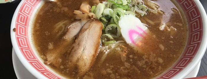 Kourakuen is one of 麻生区多摩区の ラーメン。.