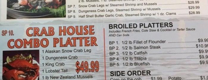 Alaskan King Crabs is one of Lieux qui ont plu à Bre.